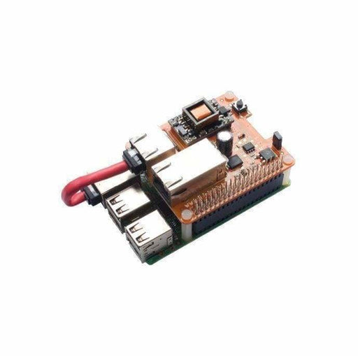 Pi Poe Switch Hat Power Over Ethernet For Raspberry Pi - Accessories And Breakout Boards