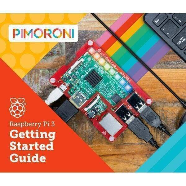 Pimoroni Raspberry Pi 3 B+ Starter Kit - Raspberry Pi Kits