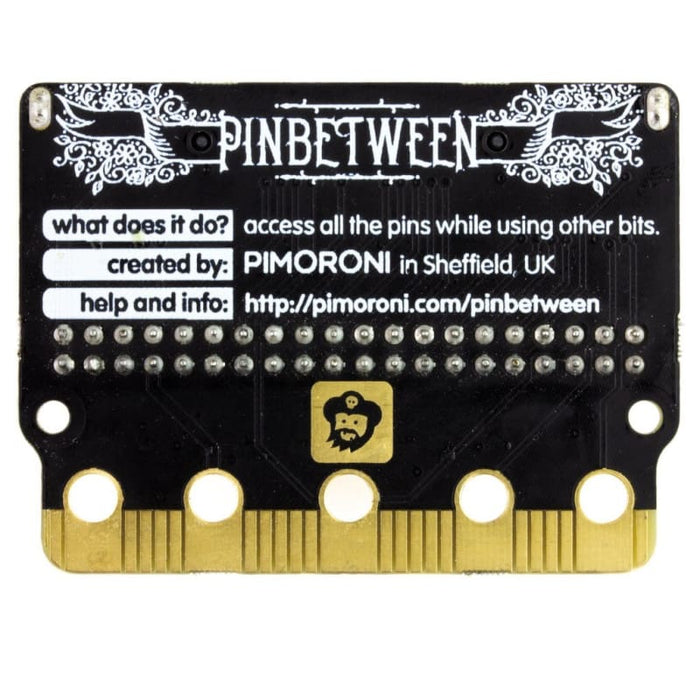 Pinbetween - Accessories and Breakout Boards