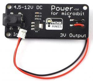 Power for micro:bit - Micro:bit