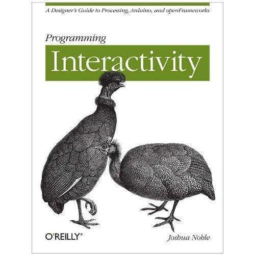 Programming Interactivity (2nd Edition) - Books