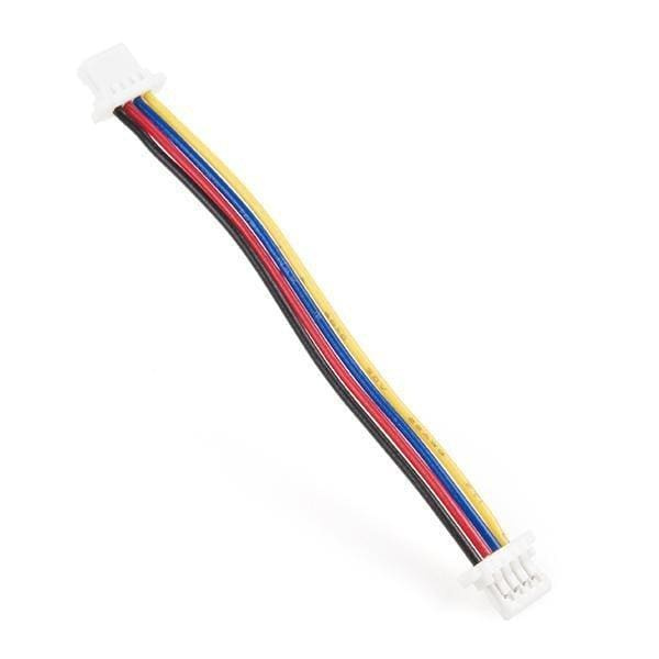 Qwiic Cable - 50Mm (Prt-14426) - Cables And Adapters