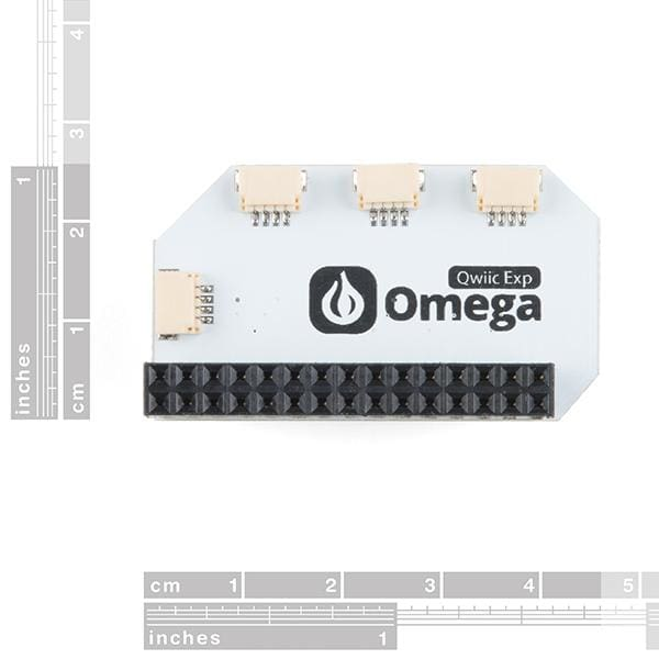 Qwiic Expansion Board For Onion Omega - Qwiic