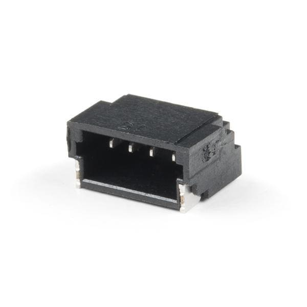 Qwiic Jst Connector - Smd 4-Pin (Prt-14417) - Connectors