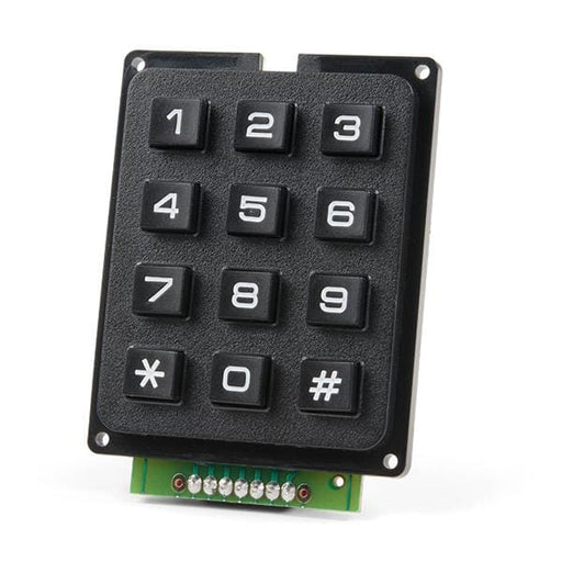 Qwiic Keypad - 12 Button - Qwiic