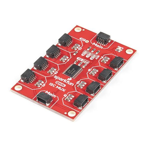 Qwiic Mux Breakout - 8 Channel (TCA9548A) - Component
