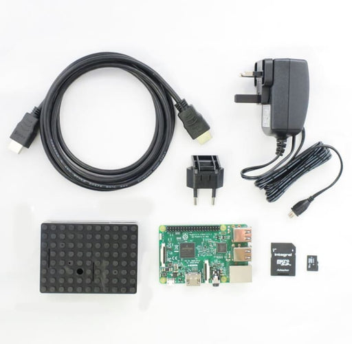 Raspberry Pi 3 Model B+ Kit - Raspberry Pi Kits