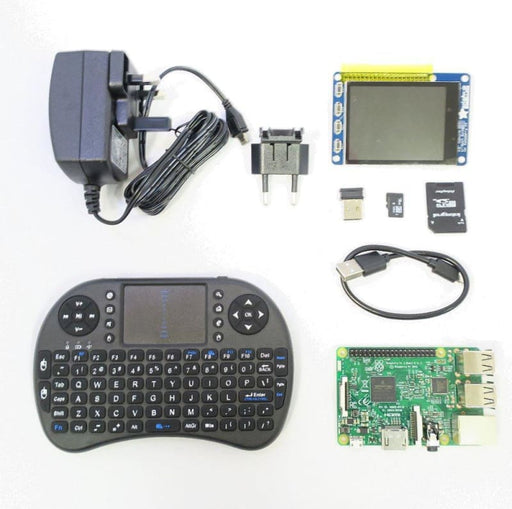 Raspberry Pi 3Model B+ Hacking Kit - Raspberry Pi Kits