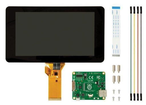 Raspberry Pi 7 Touchscreen Display - Lcd Displays