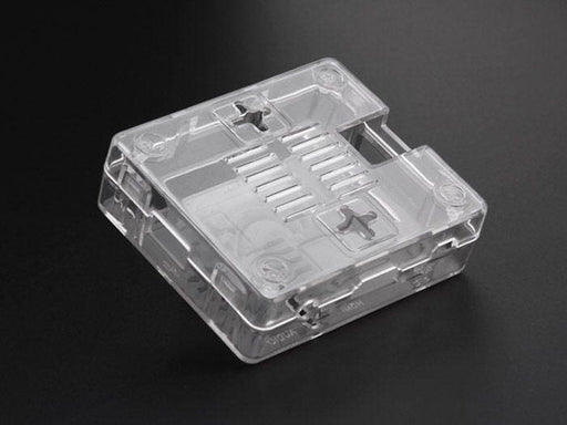 Raspberry Pi A+ Enclosure - Clear Case - Raspberry Pi Enclosures