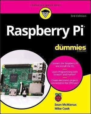 Raspberry Pi For Dummies 3Rd Edition - Books