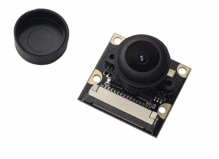 Raspberry Pi Night Vision Camera - Wide Angle Fisheye 5Mp - Cameras