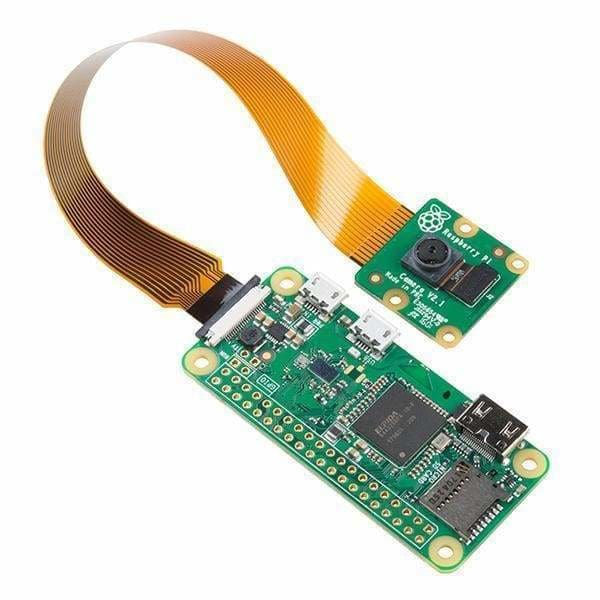 Raspberry Pi Zero Camera Cable (Prt-14272) - Cables And Adapters