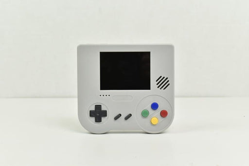 Raspiboy - Retro Handheld Game Console Kit - Grey - Raspberry Pi Kits