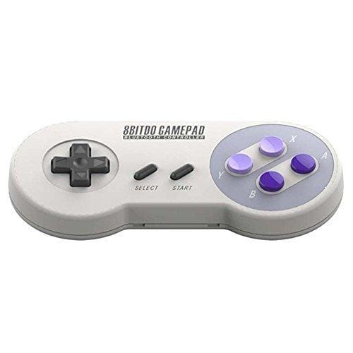 Retro 8Bitdo SNES30 Classic Edition Wireless Controller for iOS / Android Nintendo Gamepad - Accessories