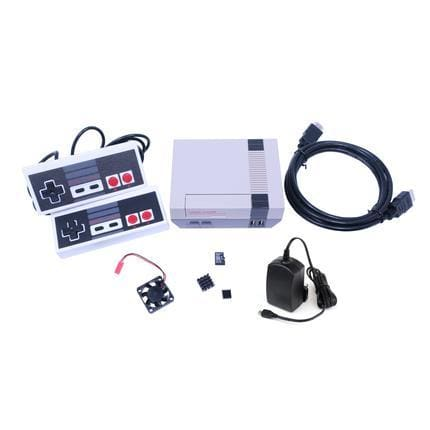 Retro Gaming Bundle (NES) - for Raspberry Pi 3 Model B/B+ - Component