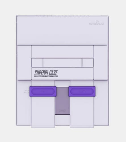Retroflag Superpi Super Snes Case For Raspberry Pi 3 2 And B+ - Raspberry Pi Enclosures