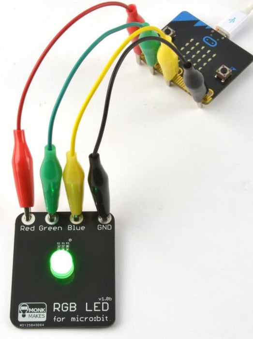 RGB LED for micro:bit - microbit