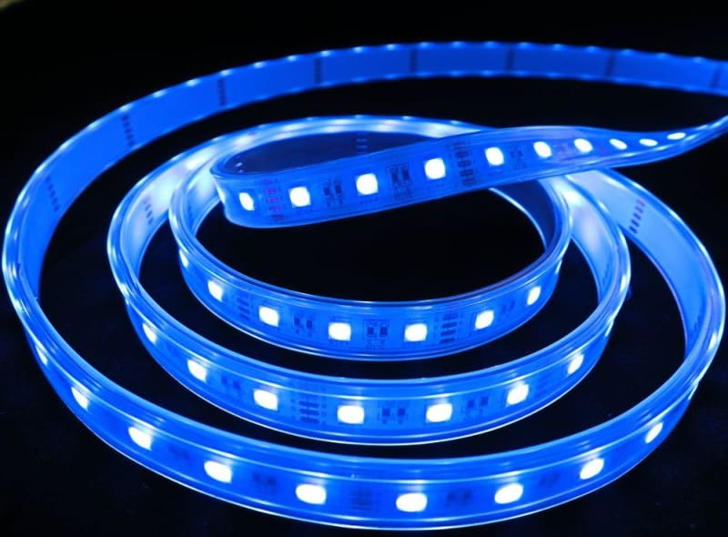 Rgbw Analogue 4 Metre Led Strip 60 Led M Cool White Weatherproof Cool Components