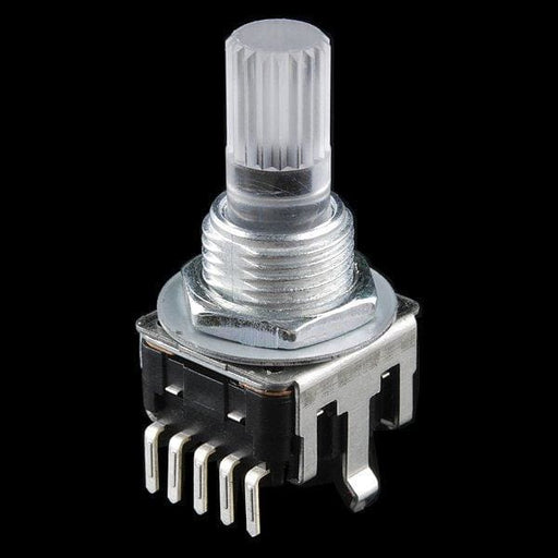 Rotary Encoder - Illuminated (Rgb) (Com-10982) - Switches