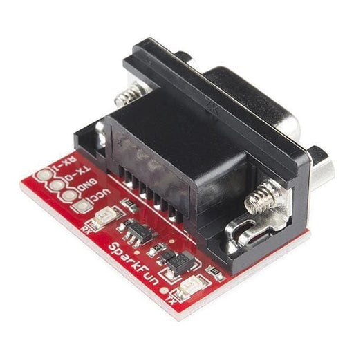 Rs232 Shifter Smd (Prt-00449) - Breakout Boards