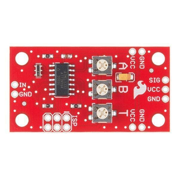 Servo Trigger - Continuous Rotation (Wig-13872) - Motion Controllers