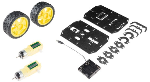 Shadow Chassis Modular Robot Platform Kit - Kits