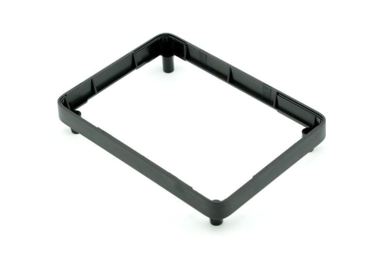 Short Crust Plus Expandable Case Spacer For Raspberry Pi - Raspberry Pi Enclosures
