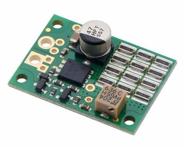 Shunt Regulator: Fine-Adjust LV 1.50 15W - Active Components