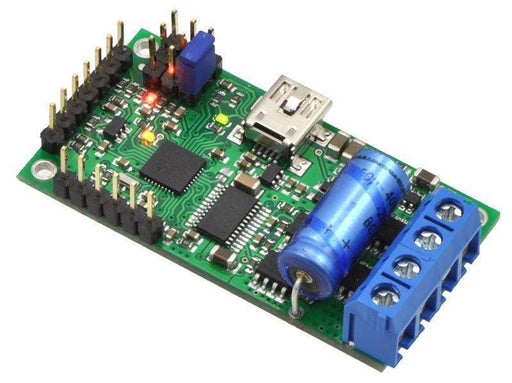 Simple High-Power Motor Controller 18V15 (Fully Assembled) - Motion Controllers