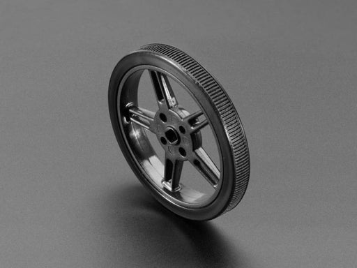 Skinny Wheel for TT DC Gearbox Motors - Wheel