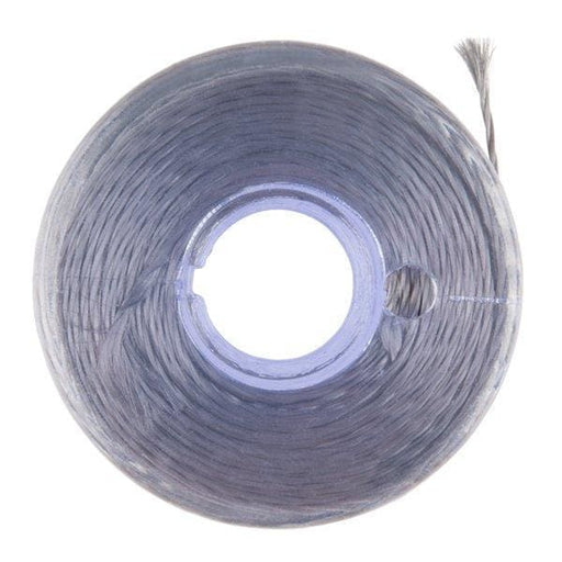 Smooth Conductive Thread Bobbin - 12M (Stainless Steel) (Dev-13814) - Fabric And Thread