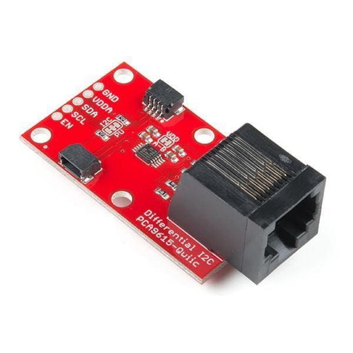 Sparkfun Differential I2C Breakout - Pca9615 (Qwiic) (Bob-14589) - Accessories And Breakout Boards