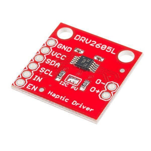 Sparkfun Haptic Motor Driver - Drv2605L - Motion Controllers