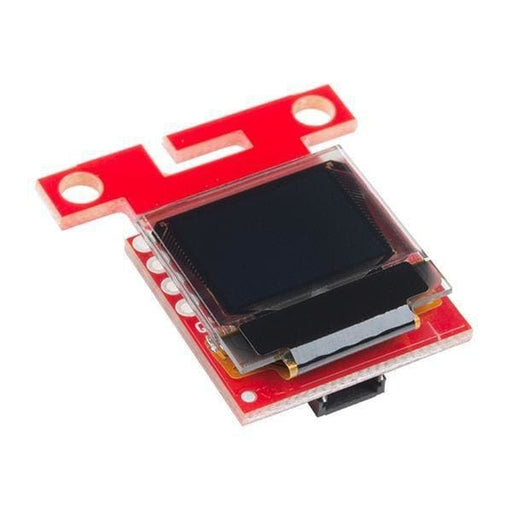 Sparkfun Micro Oled Breakout (Qwiic) (Lcd-14532) - Led Displays