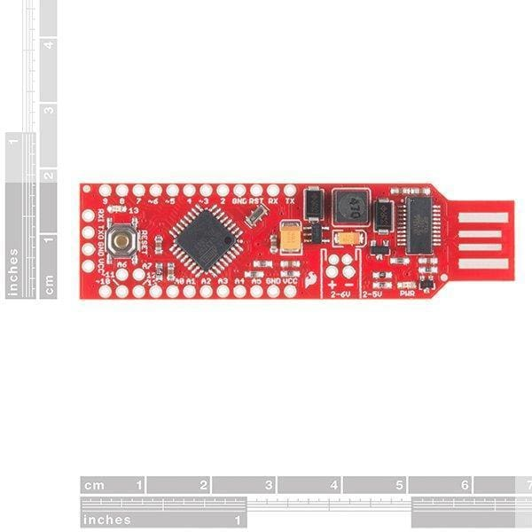 Sparkfun Redstick (DEV-13741) - Breakout Boards