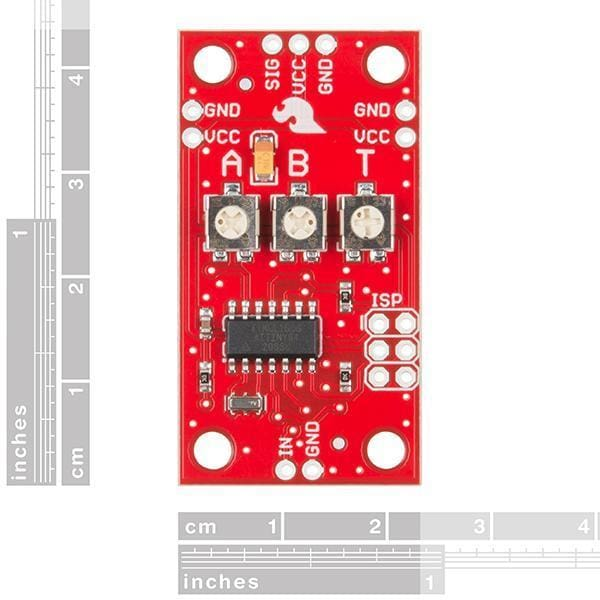 Sparkfun Servo Trigger (Wig-13118) - Motion Controllers