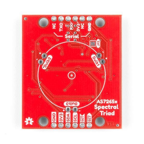Sparkfun Triad Spectroscopy Sensor - As7265X (Qwiic) (Sen-15050) - Infra Red