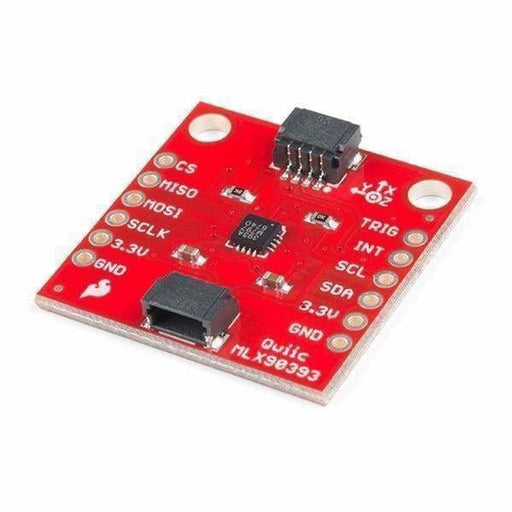 Sparkfun Triple Axis Magnetometer Breakout - Mlx90393 (Qwiic) (Sen-14571) - Temperature And Pressure