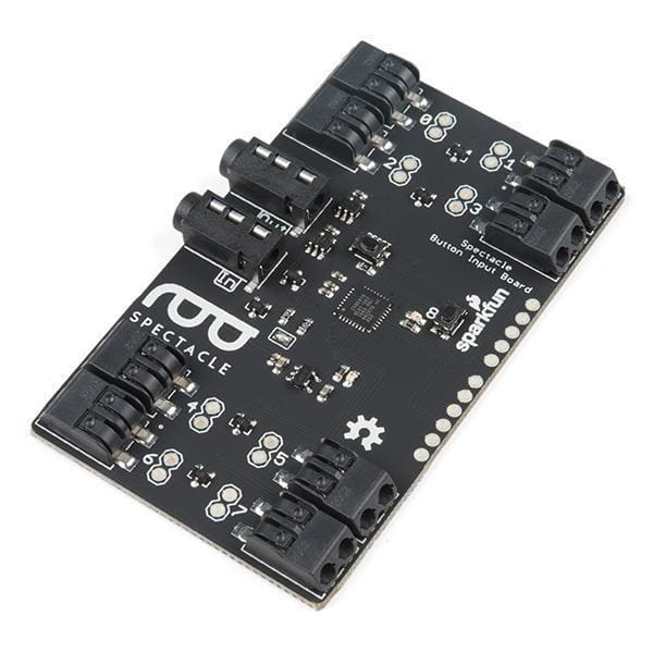 Spectacle Button Board (DEV-14044) - Other