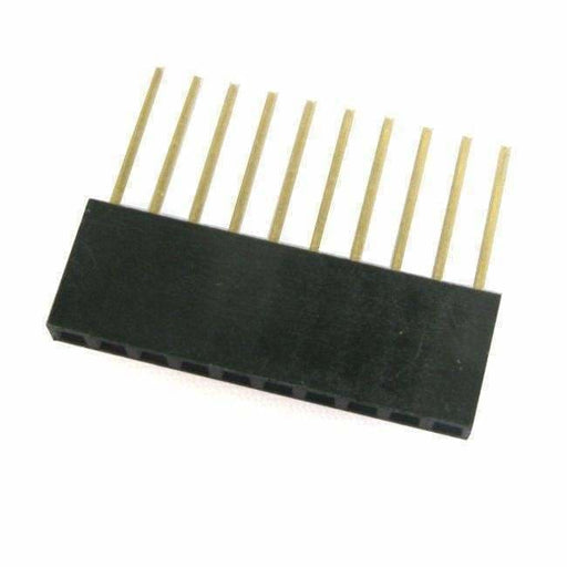 Stackable Header - 10 Pin - Connectors