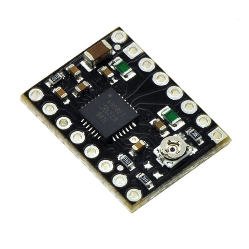 Stepper Motor Driver A4988 Carrier - Black Edition - Motion Controllers