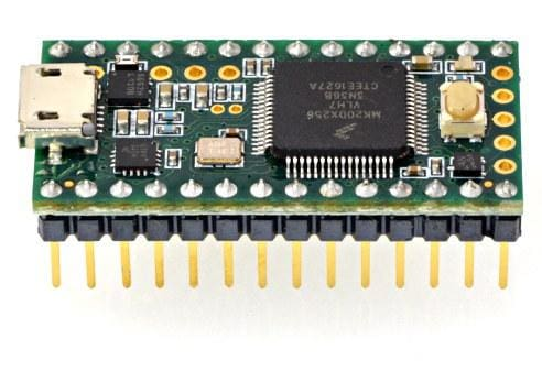 Teensy 3.2 - With Pins Soldered - Cortex Dev Boards