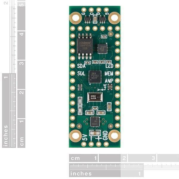 Teensy Prop Shield (Dev-13995) - Arm Processor Based