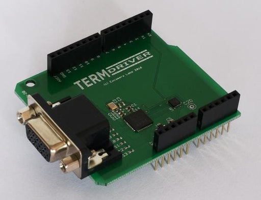 Termdriver - Accessories And Breakout Boards