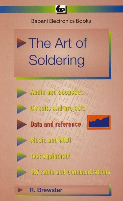 The Art Of Soldering - Books