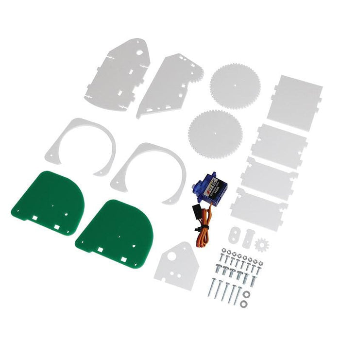Tipper Trailer Add-On For The :MOVE MINI - Accessories and Breakout Boards