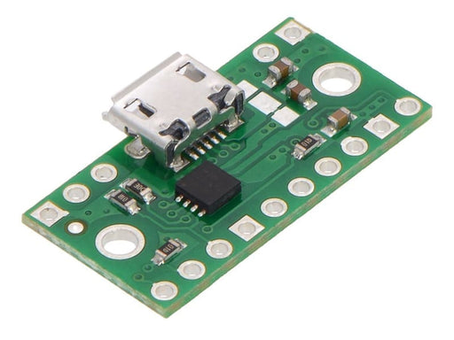 Tps2113A Power Multiplexer Carrier With Usb Micro-B Connector - Active Components