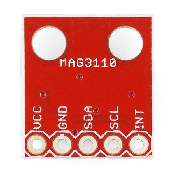 Triple Axis Magnetometer Breakout - Mag3110 (Sen-12670) - Compass