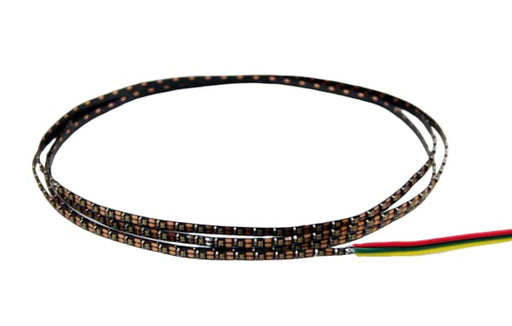 Ultra Skinny LED Strip 4mm wide - 0.5 meter long - 75 LEDs (Adafruit NeoPixel Compatible) - LEDs